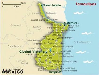 TV Stations of Mexico Tamaulipas Tampico